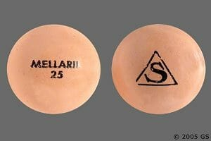 Mellaril Side Effects
