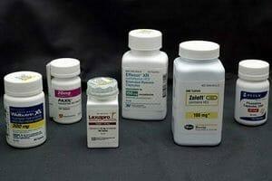 SSRI Antidepressants