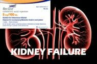 Reclast Kidney Failure Warnings