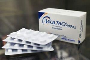 Multaq Heart Disease Risk
