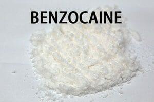Benzocaine Warning