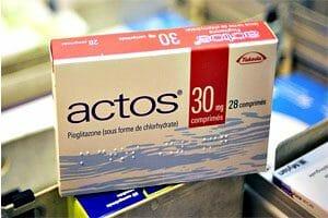Actos Bladder Cancer Case