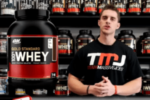Muscle-Building Supplement