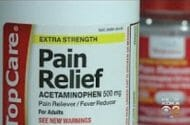 Acetaminophen Use in Pregnancy Could Affect Son's Fertility