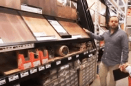 Issues with Home Depot Wood Flooring Products May Result in Class Action Lawsuit