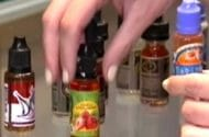 After Analyzing Data on Liquid Nicotine Poisoning, FDA Proposes Warnings and Child-Proof Packaging