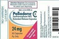 Palladone Side Effects