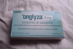 Onglyza serious side effects