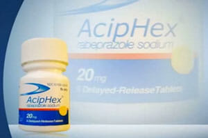 Aciphex Side Effects Cause Fractures