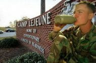 Contaminated Water Supplies at Camp Lejeune the Cause of Cancers