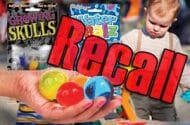Dunecraft Recall (Water Balz, Skulls, Orbs and Flower Toys) Injury Lawsuits