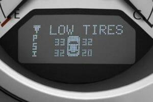 Faulty Tire Pressure Monitoring Sensors