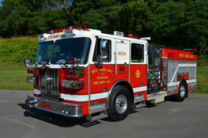 Sutphen Firetrucks Recalled