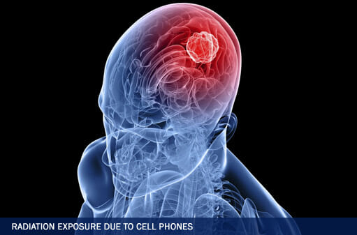 cell phones radiation