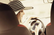 Guidelines to Reduce Distracted Driving from Phones