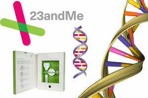 FDA 23andMe Warning over DNA Testing Service Sold