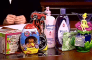 Cancer Chemicals Found in Baby Products
