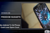 Cell Phone Use Linked to Lower Sperm Counts