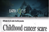 Childhood Cancer Cluster Confirmed in The Acreage