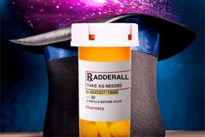 ADHD Drugs Adderall