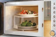 Microwaving Foods Does Not Kill All Bacteria