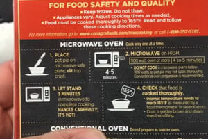 Confusing Cooking Directions