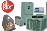 Rheem Air Conditioners Refrigerant Leaks