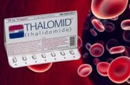 Cancer Drug Thalomid (thalidomide) can Cause Serious Side Effects, Including Secondary Cancers