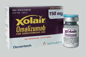 Xolair Drug and Cardiac Risks