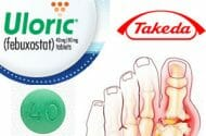 Uloric, Takeda's Gout Drug Associated with Serious Side Effects