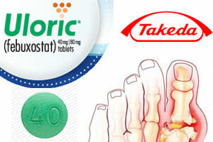 Gout Drug uloric linked to severe side effects