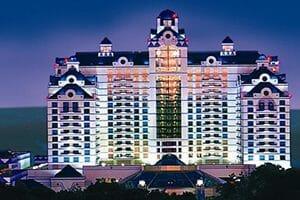 Resort Casino Fire