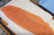 FDA Issues Safety Alert for SMOKED SALMON, SKINLESS SLICED SIDES Due to Possible Health Risk