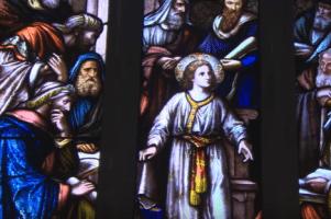 Abuse Victim church scandal