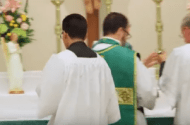 Priest Removed For Past Misdeeds