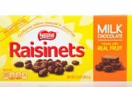 Class Action Lawsuit Filed over Raisinets Slack-Fill Packaging