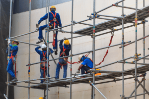 Scaffolding Construction Sites Injuries