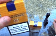 Company Sued For Marketing 'Light' Smokes As Healthier
