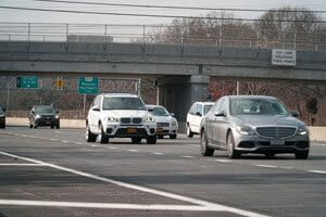 Long Island Expressway Crash With Injuries