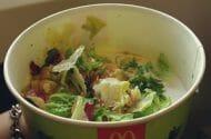 Cyclospora Contaminated Salads at McDonald's Restaurants