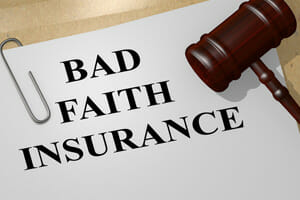 Bad Faith Lawsuit