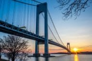 Verrazzano-Narrows Bridge Car Accident on November 28, 2018