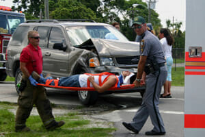 Car Accident in Lee County, Florida