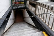 Woman Dies in After Falling Down Subway Stairs While Holding Infant