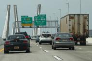 Multiple Accidents on Goethals Bridge on Staten Island