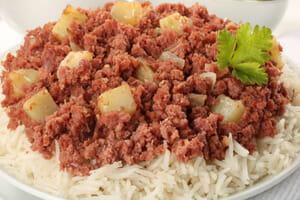 Procesadora la hacienda inc. recalls corned beef products