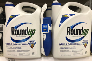 Federal Jury in California Finds Round-Up Weed Killer Causes Cancer