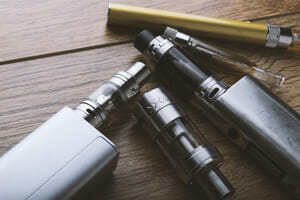 E-Cigarette Users, Particularly Youth, Reporting Seizures