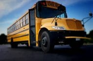 School Bus Crash Injures Three, Bus Driver Cited