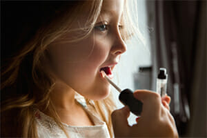 Children's Cosmetic Products Cause Thousands of Injuries Every Year